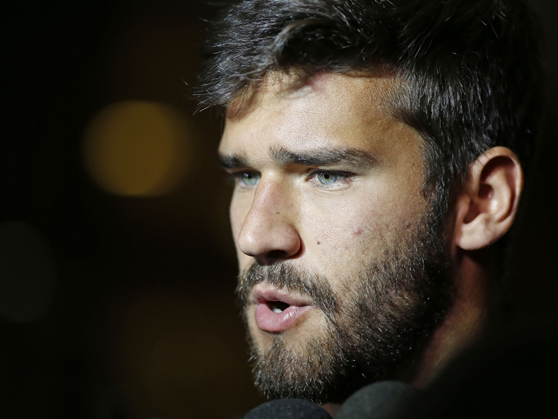 The man to replace Buffon? Brazil & beyond wake up to talents of Juventus target Alisson