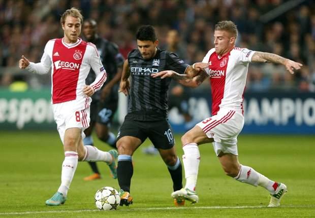Ajax Permalukan Manchester City