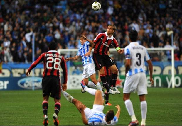 AC Milan - Malaga Betting Preview: Back the home side to record a much needed win