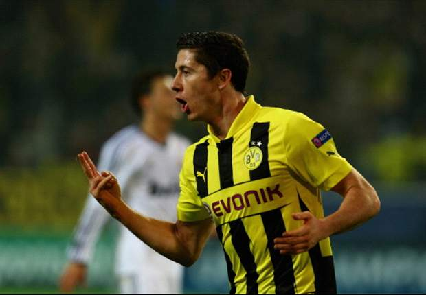 Borussia Dortmund put £28 million price-tag on Juventus target Lewandowski
