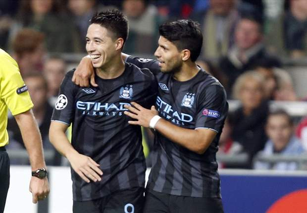 Nasri: Manchester City have the quality to stay unbeaten