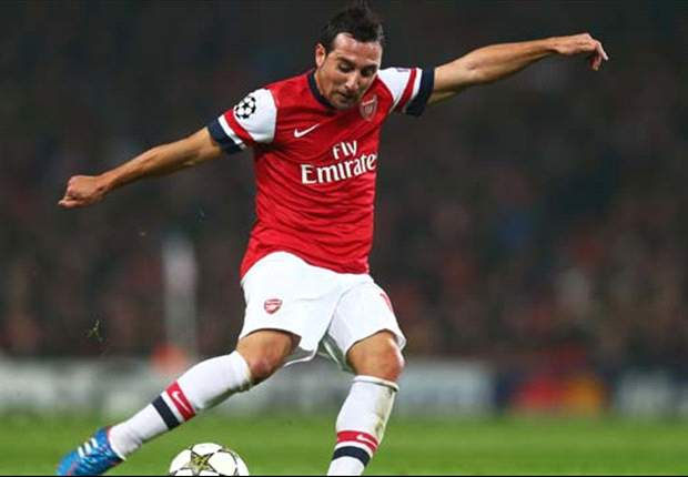 Should Wenger risk Santi Cazorla in the north London derby?