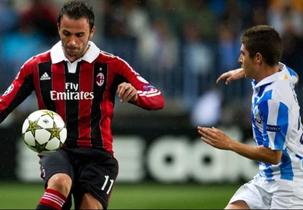 PREVIEW Liga Champions: AC Milan - Malaga