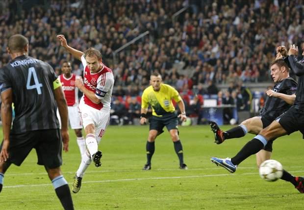 Manchester City defender Richards blasts Mancini's 3-5-2 system after Ajax defeat