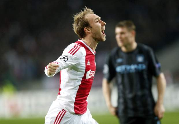Christian Eriksen: I don't regret snubbing Manchester City