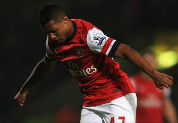 Arsenal youngster Serge Gnabry eyeing starting role