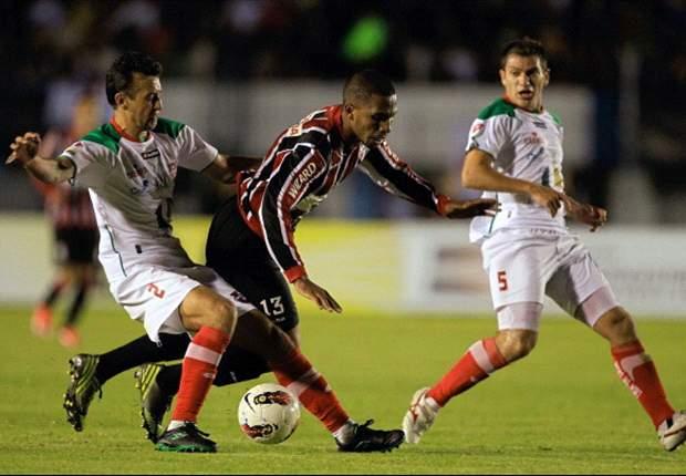 San Pablo 0-0 Liga de Loja: Los ecuatorianos merodearon el milagro que no llegó