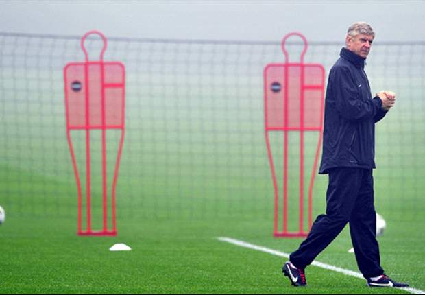 'Points will come' - Wenger insists Arsenal will improve