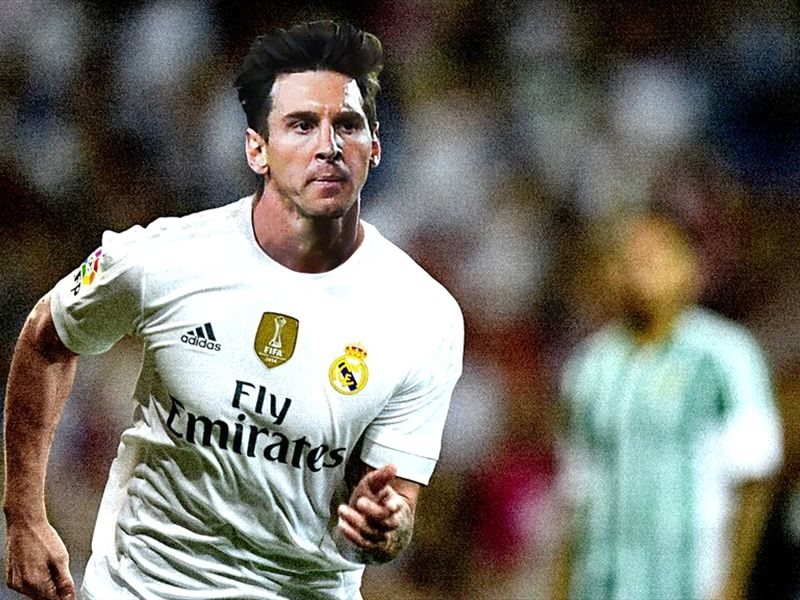 Football world in shock as Messi agrees €500m Real Madrid deal