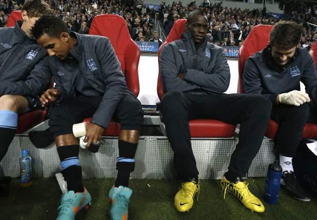 Mario Balotelli: Der Kontrast zwischen City und Nationalmannschaft