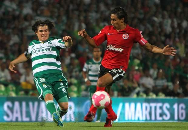 Liga MX: Xolos 0-0 Santos Laguna | Frustrante empate para Tijuana en el Estadio Caliente