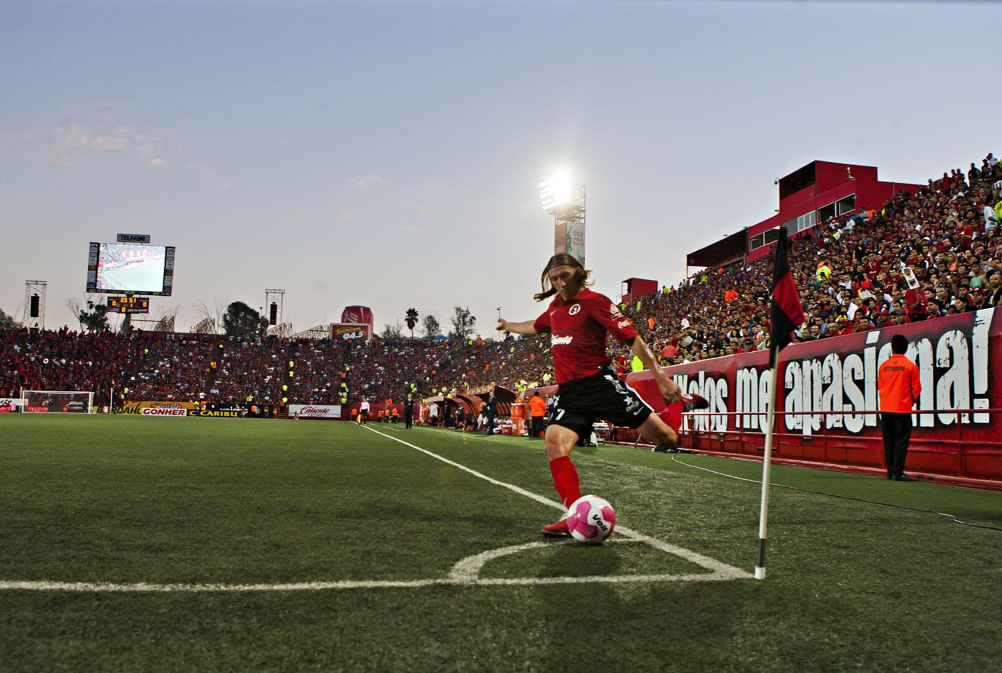 ... fue perder en casa en el torneo regular: los Diablos Rojos del Toluca