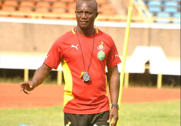 I'll rate Black Stars 70% against Egypt – Ghana coach Kwesi Appiah