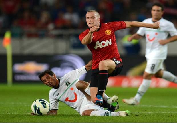 Cleverley vor Vertragsverlängerung bei Manchester United