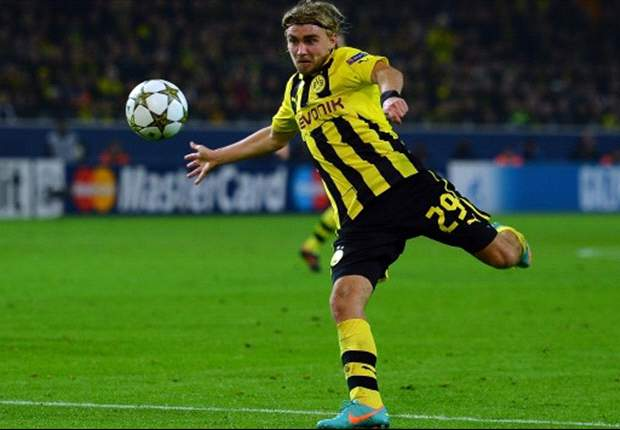 Schmelzer revels in dream goal against Real Madrid