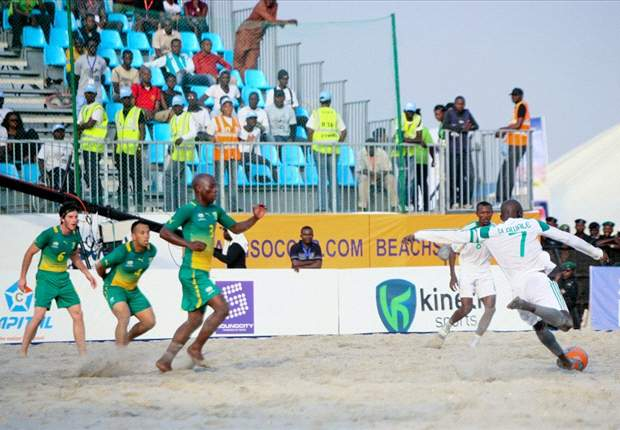 Beach Soccer Rising: Copa Lagos ushers in new football opportunities