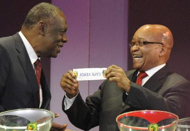 Politics and football are odd bedfellows in Africa