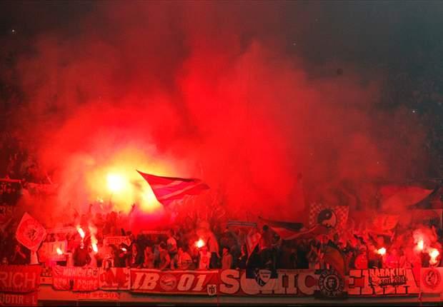 Fans Berulah, Bayern Munich Didenda