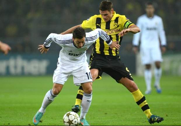 Sebastian Kehl rues missed Dortmund chances