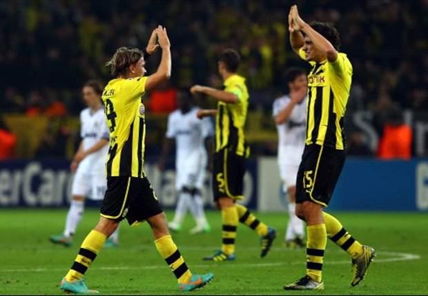 Hummels praises Borussia Dortmund's mentality