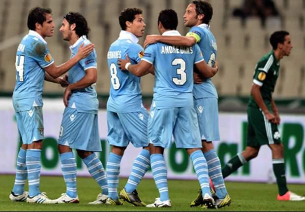 Verso Lazio-Panathinaikos: Petkovic a tutto turnover, spazio alla coppia Zarate-Floccari per volare in Europa