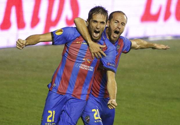 Michel Herrero believes Levante can upset Barcelona
