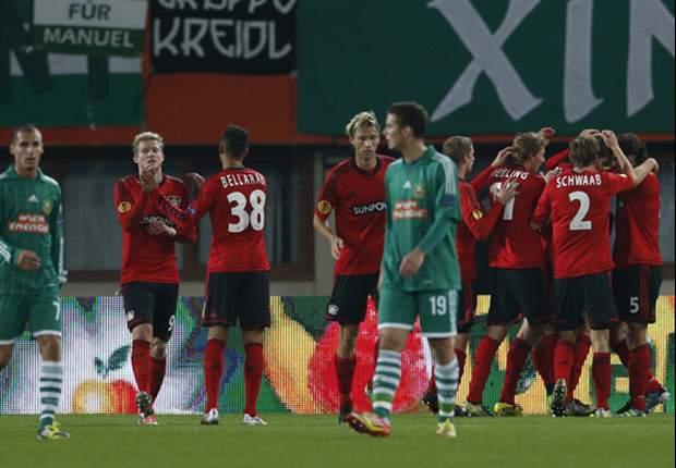 Auslaufen in der Europa League: Bayer 04 Leverkusen empfängt Rosenborg Trondheim