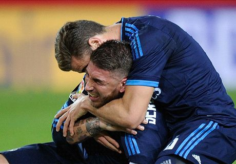 Real Madrid'de Ramos DEPREMİ!