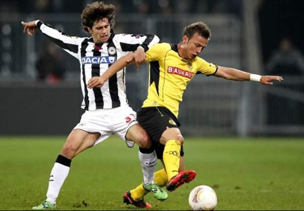 """Il mercato è in fermento ed il Palermo guarda in casa Udinese: """"Fabbrini piace ai rosanero, potrebbe partire solo in prestito"""""""