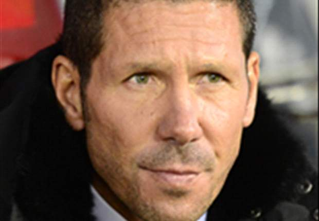 Simeone wants more from Atletico despite Academica win