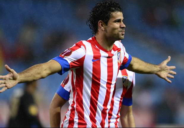 Simeone gave me confidence, says Diego Costa