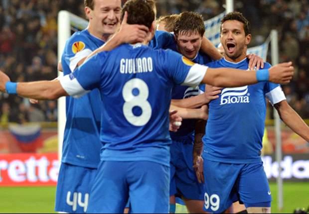 REVIEW Liga Europa Grup F: Dnipro Hantam Napoli