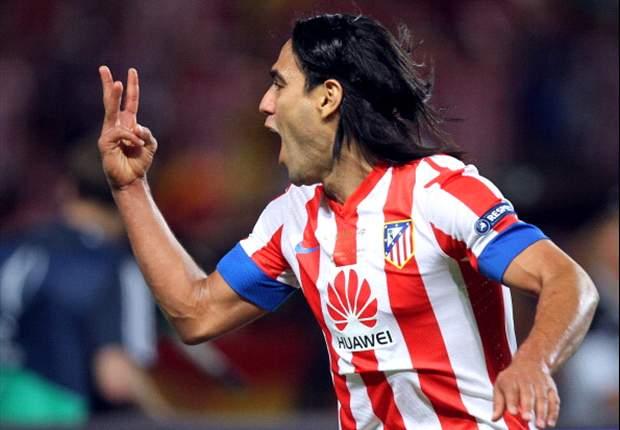 ¿Por qué no juega Falcao en la Europa League?