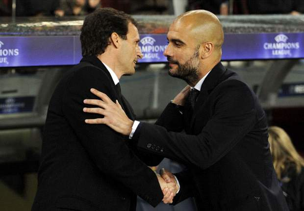 AC Milan deny meeting with Guardiola