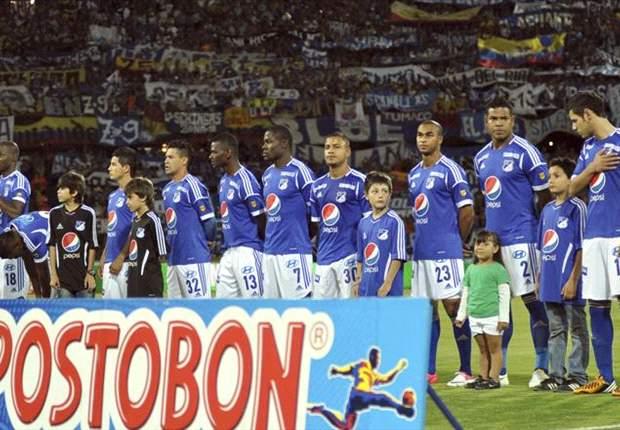 Millonarios es el mejor equipo de Colombia