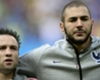 Lloris backs Valbuena and Benzema