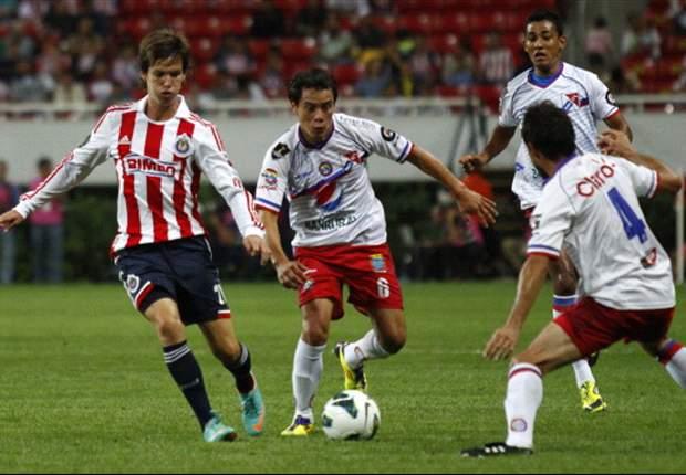Guadalajara 2-1 Xelajú: Otra vez Medford elimina a un equipo mexicano