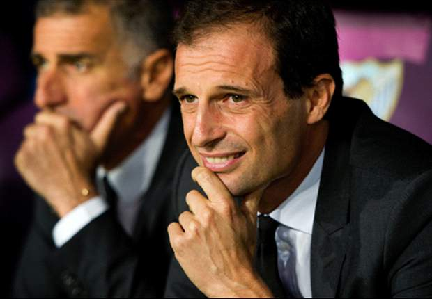 Allegri: AC Milan's issues are results, not performances