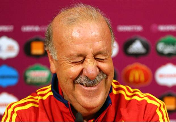 Del Bosque: Football has given me everything