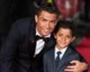 Kilas Sosial: Gemasnya Anak Cristiano Ronaldo