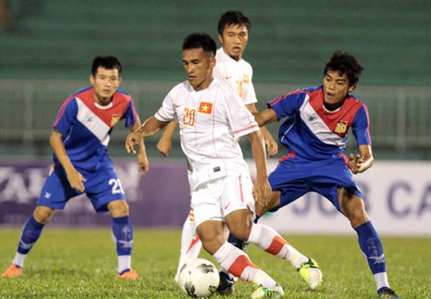Vietnam 4-0 Laos: Hosts cruise to victory in AFFSC tune-up