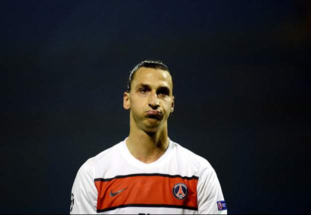 Ibrahimovic suspended for two Ligue 1 games