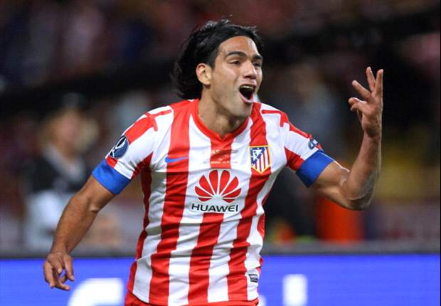 Simeone: Falcao deserves everything he is getting