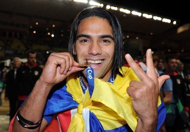 Orlando Sardi: Radamel Falcao es un ejemplo para Colombia