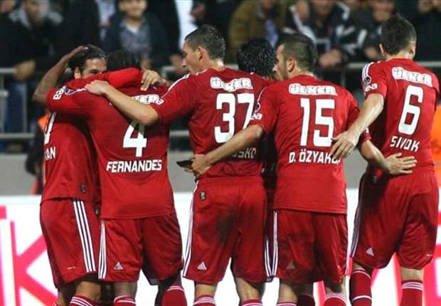 TUR, Besiktas - Besiktas ne sait plus gagner