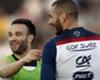 Griezmann quer Karim e Valbuena juntos