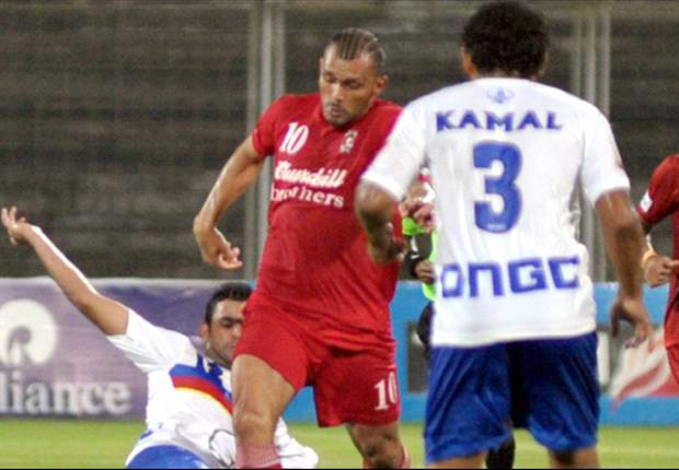 Churchill Brothers SC 2-1 Salgaocar FC: Henri Antchouet scores a late winner to seal three points