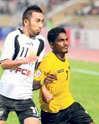 Subramaniam Kunanlan, Malaysia International