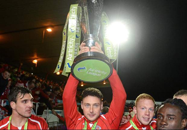 Can Sligo Rovers retain their Airtricity League title?