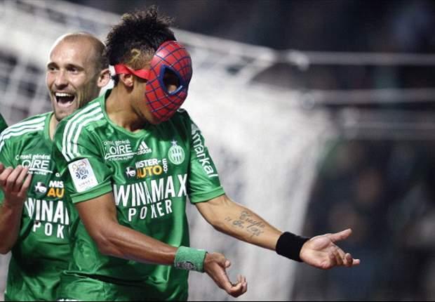 REVIEW Ligue 1: Saint-Etienne Dan Valenciennes Ke Empat Besar